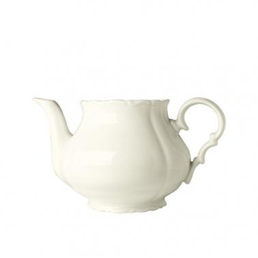 Порцеланова кана за чай 1.2л. VERONA IVORY- G.Benedikt
