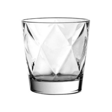 Стъклена чаша за уиски / алкохол  370мл CONCERTO 67068 - VIDIVI