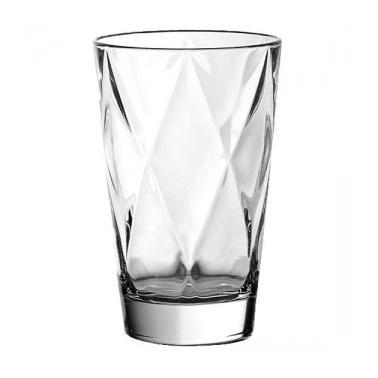 Стъклена чаша за вода / безалкохолни напитки  410мл CONCERTO 67069 - VIDIVI