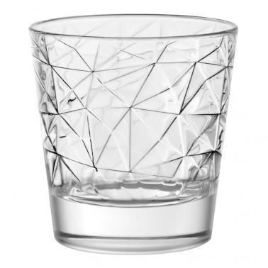 Стъклена чаша за уиски / алкохол 370мл DOLOMITI 67597 - VIDIVI